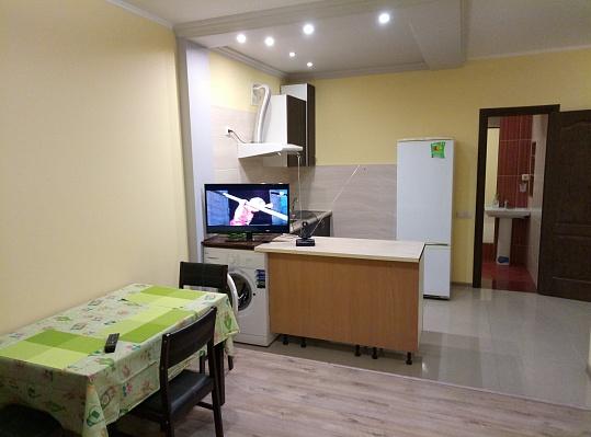 1-комнатная квартира посуточно в Буче. ул. Леси Украинки, 42. Фото 1