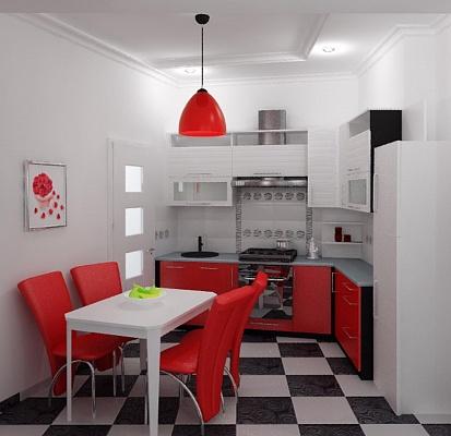 3-комнатная квартира посуточно в Львове. Галицкий район, пл. Галицкая, 14. Фото 1