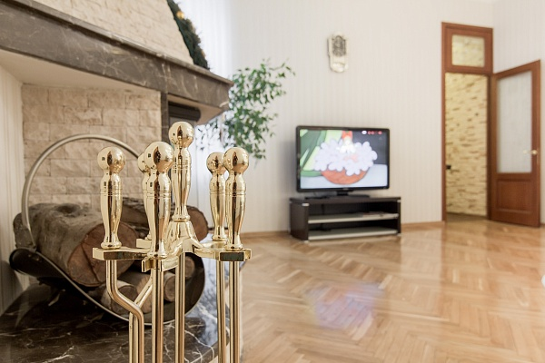 3-комнатная квартира посуточно в Одессе. Приморский район, ул. Софиевская, 9. Фото 1