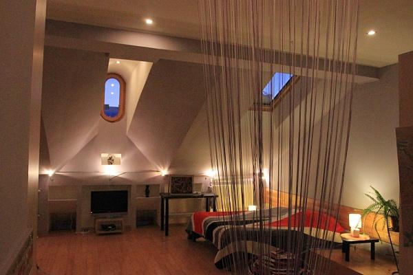 1-комнатная квартира посуточно в Львове. Лычаковский район, ул. Некрасова, 15. Фото 1