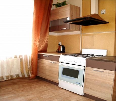 1-комнатная квартира посуточно в Львове. Лычаковский район, пл. Мытная, 2. Фото 1