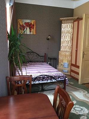 2-комнатная квартира посуточно в Львове. Галицкий район, ул. Друкарская, 11. Фото 1