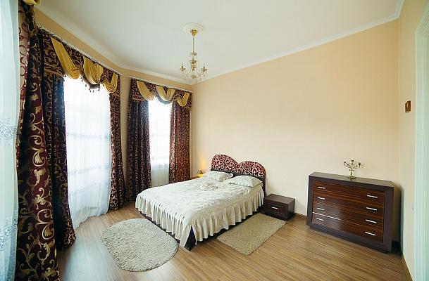 1-комнатная квартира посуточно в Львове. Шевченковский район, ул. Замарстыновская, 11. Фото 1