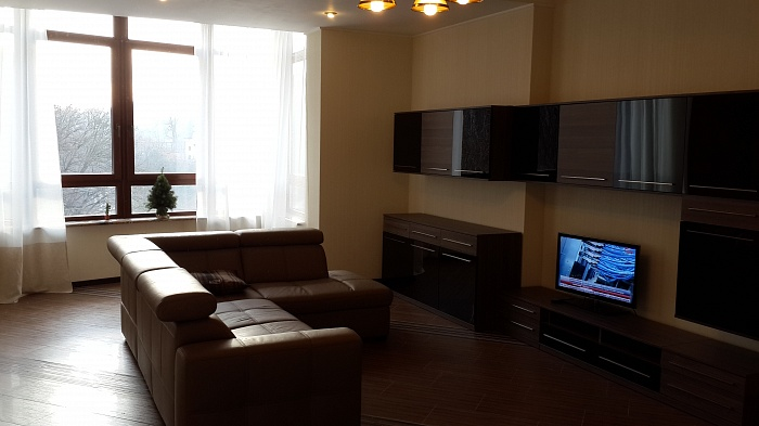 2-комнатная квартира посуточно в Львове. Сиховский район, Стуса, 36. Фото 1