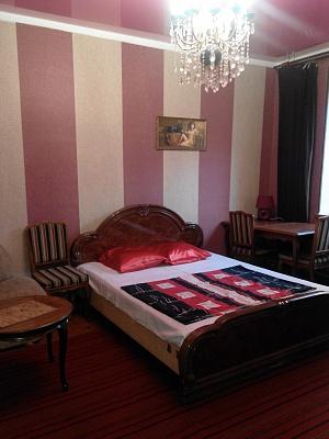 1-комнатная квартира посуточно в Запорожье. Ленинский район, пр-т Металлургов, 8. Фото 1