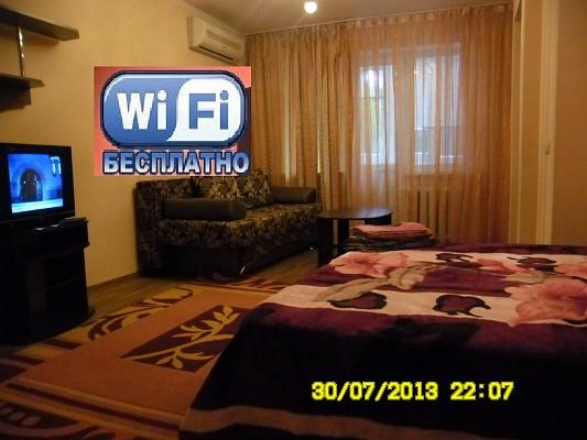 1-комнатная квартира посуточно в Кременчуге. ул. Халаменюка, 6. Фото 1
