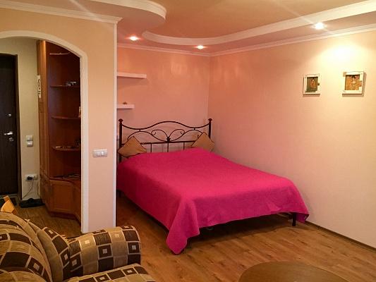 1-комнатная квартира посуточно в Сумах. Заречный район, ул. Харьковская, 32. Фото 1