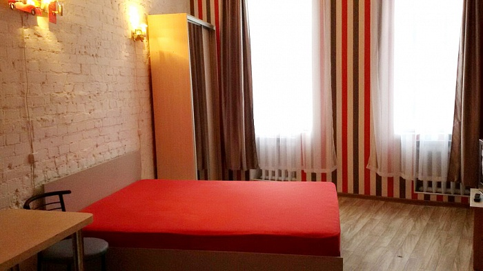 1-комнатная квартира посуточно в Харькове. Киевский район, ул. Пушкинская, 40. Фото 1