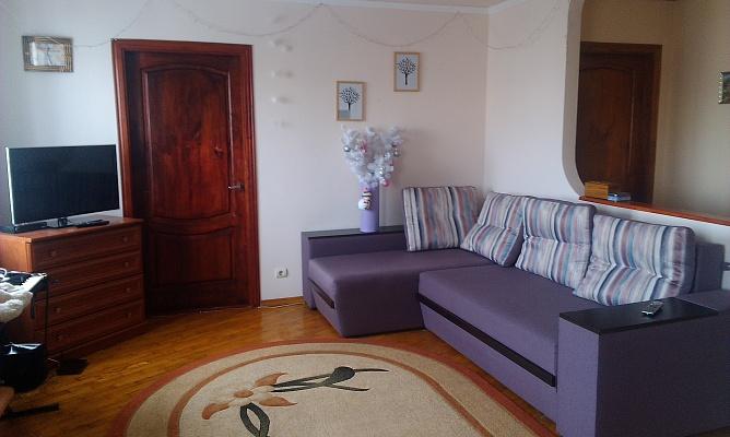 2-комнатная квартира посуточно в Тернополе. ул. Кривоноса, 5. Фото 1