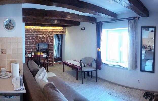 1-комнатная квартира посуточно в Львове. Галицкий район, ул. Владимира Винниченко, 3. Фото 1