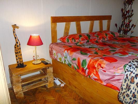 1-комнатная квартира посуточно в Киеве. Печерский район, ул. Бастионная, 13. Фото 1