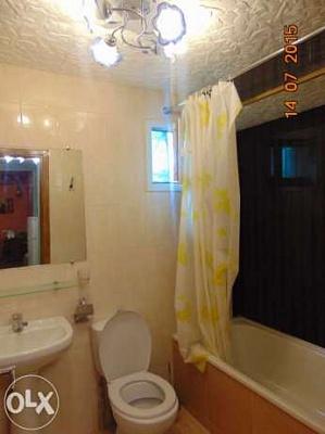 1-комнатная квартира посуточно в Бердянске. ул. Ульяновых, 18. Фото 1