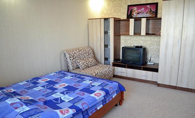 1-комнатная квартира посуточно в Николаеве. Центральный район, пр-т Центральный (Ленина), 135. Фото 1