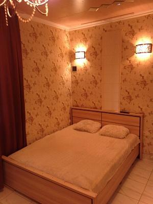 1-комнатная квартира посуточно в Донецке. Ворошиловский район, ул. Челюскинцев, 20. Фото 1