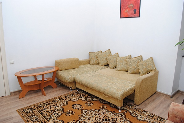 1-комнатная квартира посуточно в Львове. Галицкий район, ул. Коперника, 10. Фото 1