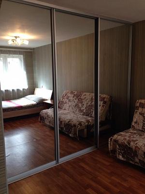 1-комнатная квартира посуточно в Одессе. Киевский район, ул. Героев Крут (Терешковой), 14. Фото 1