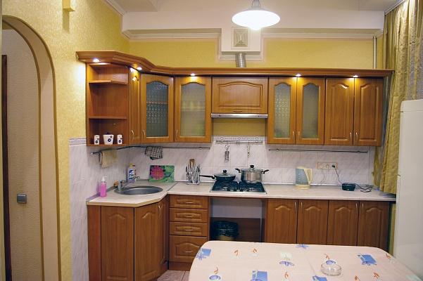 1-комнатная квартира посуточно в Запорожье. Орджоникидзевский район, ул. Тюленина, 15. Фото 1