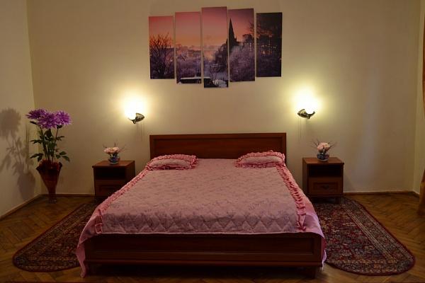 1-комнатная квартира посуточно в Львове. Галицкий район, ул. Замкнена, 13. Фото 1