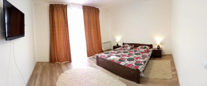 3-комнатная квартира посуточно в Ужгороде. ул. Минайская, 18-Г. Фото 1