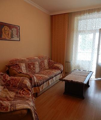 2-комнатная квартира посуточно в Киеве. Печерский район, ул. Барбюса, 56. Фото 1