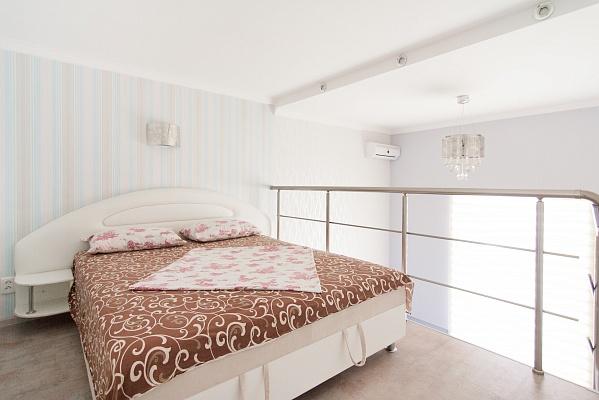 1-комнатная квартира посуточно в Одессе. Приморский район, ул. Жуковского, 36. Фото 1