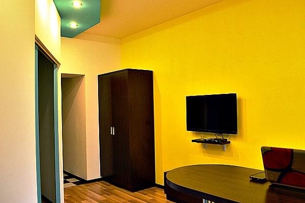 1-комнатная квартира посуточно в Львове. Галицкий район, ул. Зерновая, 3. Фото 1