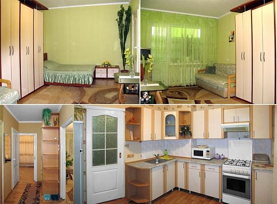 1-комнатная квартира посуточно в Белой Церкви. ул. Декабристов, 5. Фото 1