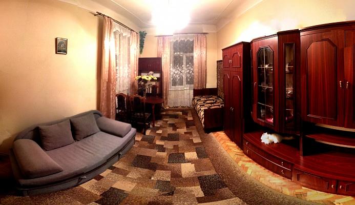 1-комнатная квартира посуточно в Львове. Галицкий район, ул. Кулиша, 23 б. Фото 1