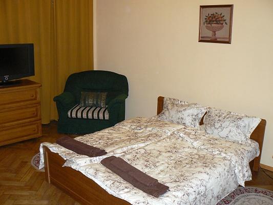 1-комнатная квартира посуточно в Львове. Галицкий район, ул. Ярослава Мудрого, 22. Фото 1