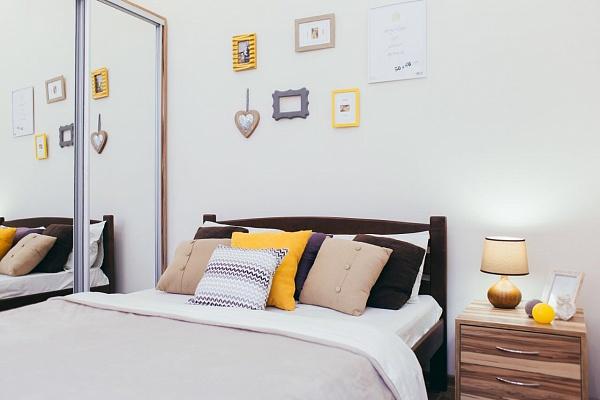 1-комнатная квартира посуточно в Львове. Лычаковский район, ул. Левицкого, 48. Фото 1