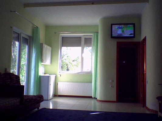 1-комнатная квартира посуточно в Мелитополе. ул. Байбулатова, 1/7. Фото 1
