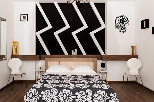 4-комнатная квартира посуточно в Львове. Лычаковский район, ул. В. Винниченко, 4. Фото 1