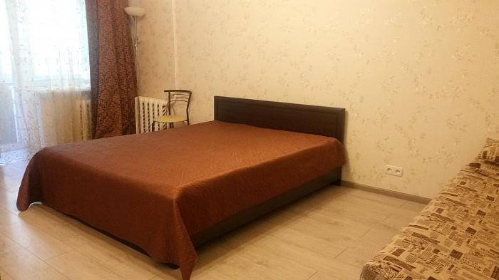 1-комнатная квартира посуточно в Одессе. Приморский район, ул. Армейская, 14. Фото 1