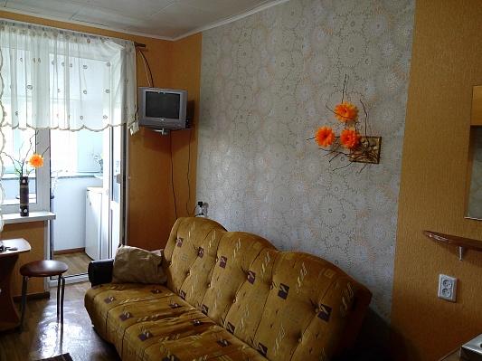 1-комнатная квартира посуточно в Сергеевке. ул. Юрия Гагарина, 9. Фото 1