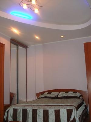 1-комнатная квартира посуточно в Киеве. Печерский район, бульвар Лихачева, 4. Фото 1
