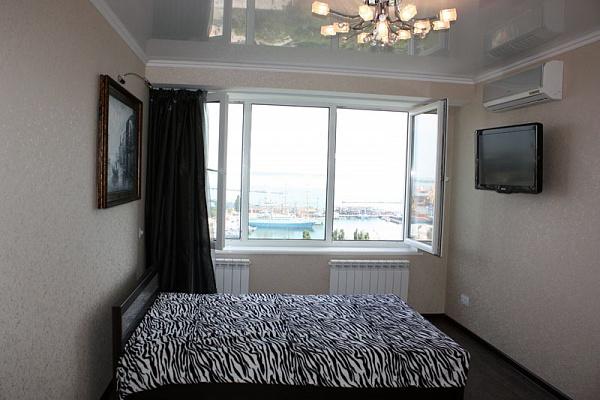 1-комнатная квартира посуточно в Одессе. Приморский район, ул. Торговая, 1. Фото 1
