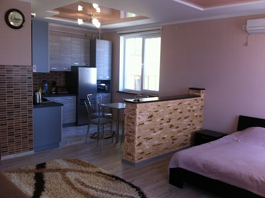 1-комнатная квартира посуточно в Трускавце. ул. Померецкая, 9. Фото 1