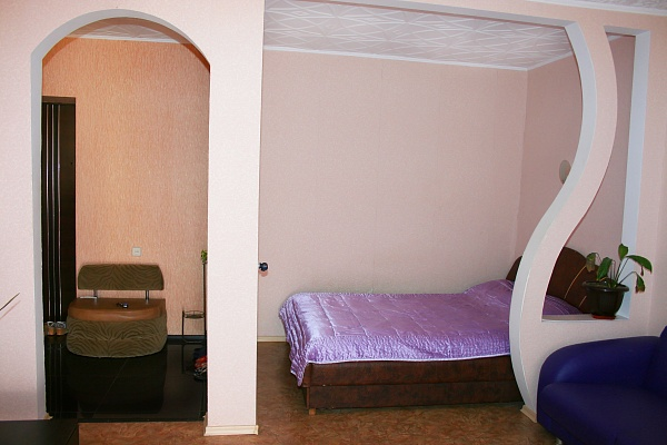 1-комнатная квартира посуточно в Кировограде. Ленинский район, с. Ковалёвка. Фото 1