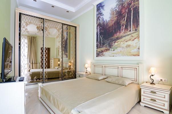2-комнатная квартира посуточно в Львове. Галицкий район, ул. Костюшка, 16. Фото 1