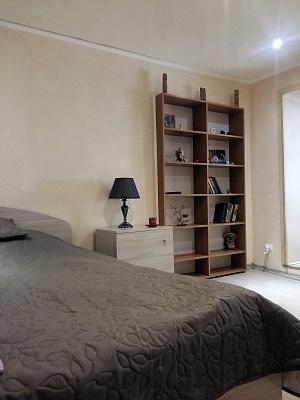 1-комнатная квартира посуточно в Одессе. Приморский район, ул. Жуковского, 27. Фото 1