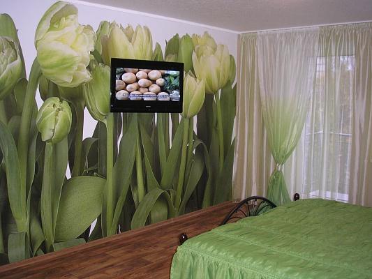1-комнатная квартира посуточно в Днепропетровске. Бабушкинский район, ул. В.Великого (Плеханова), 12. Фото 1