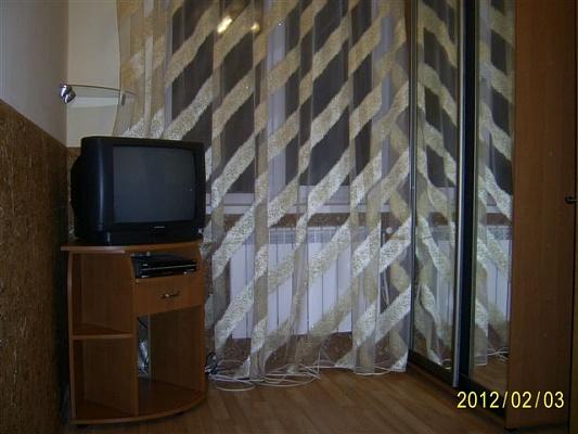 1-комнатная квартира посуточно в Моршине. ул. Франко, 68. Фото 1