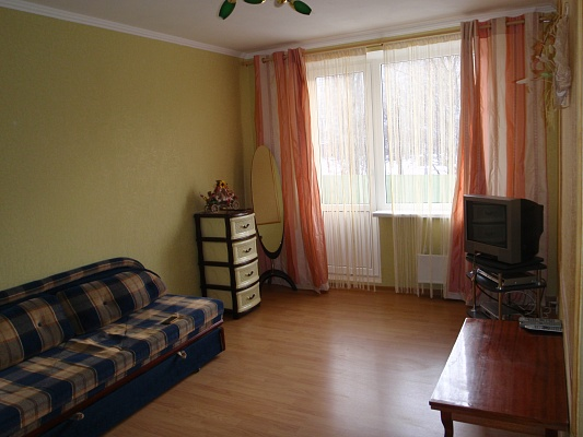 1-комнатная квартира посуточно в Харькове. Московский район, Блюхера, 23е. Фото 1