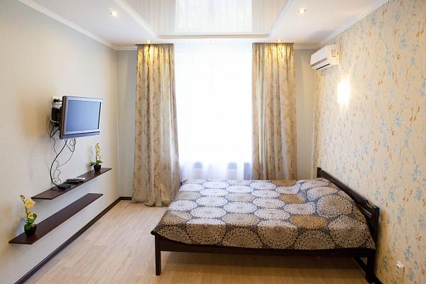 1-комнатная квартира посуточно в Одессе. Приморский район, тупик Леваневского, 2в. Фото 1