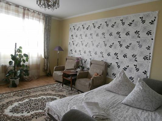 1-комнатная квартира посуточно в Львове. Сиховский район, ул. Манастырского, 2. Фото 1
