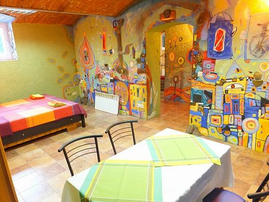 2-комнатная квартира посуточно в Львове. Галицкий район, ул. Парковая, 4. Фото 1