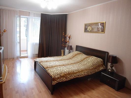 1-комнатная квартира посуточно в Одессе. Киевский район, ул. Академ Королёва, 50. Фото 1