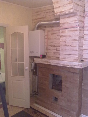 1-комнатная квартира посуточно в Алупке. ул. Кравцова, 18. Фото 1