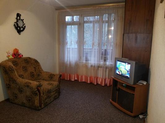 1-комнатная квартира посуточно в Киеве. Святошинский район, ул. Королева, 2. Фото 1