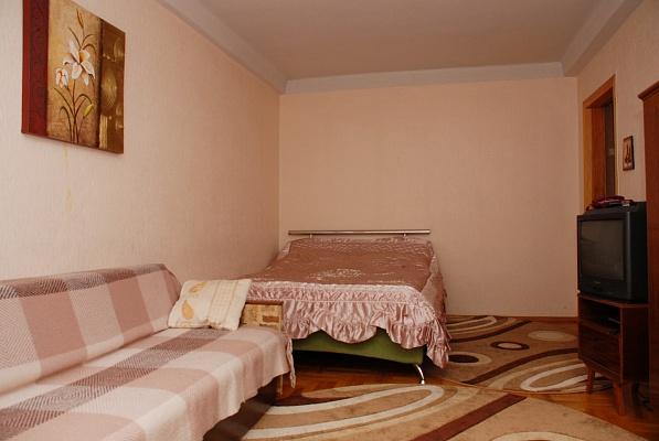 1-комнатная квартира посуточно в Киеве. Днепровский район, б-р Давыдова, 20. Фото 1